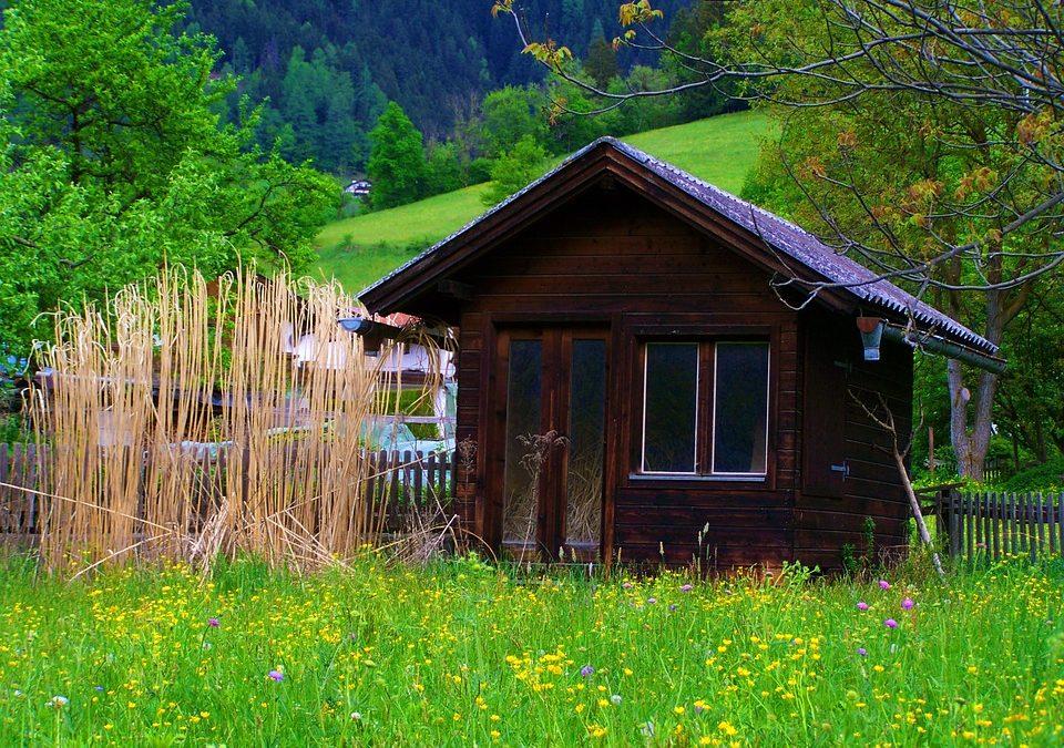 3 buoni motivi per acquistare una casetta di legno