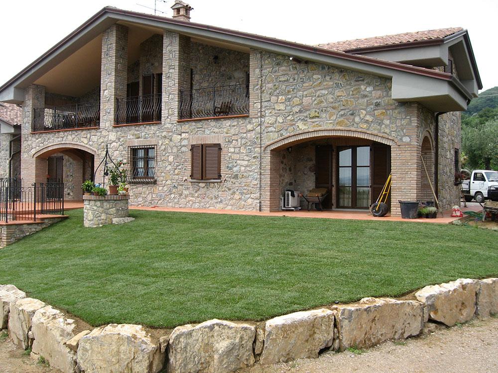 Progettazione di Giardini ed Aree Verdi Perugia - Cuore Verde